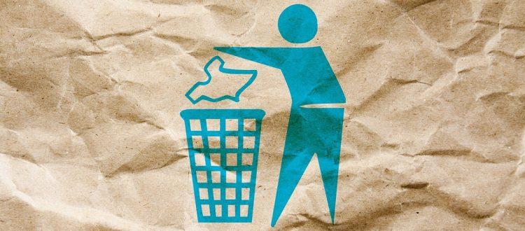 ilustração reciclagem
