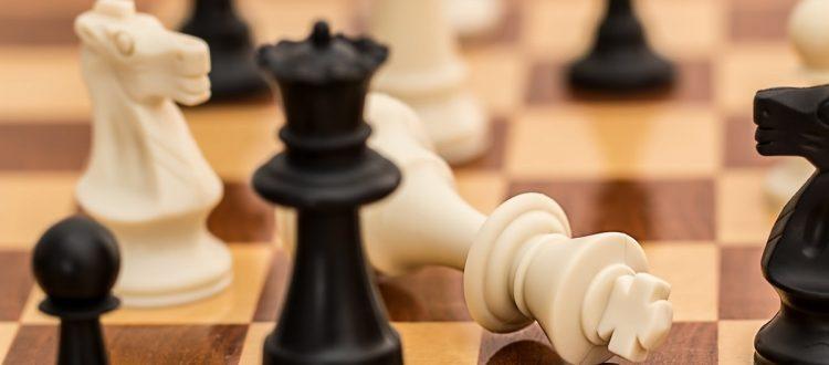 ilustração xadrez