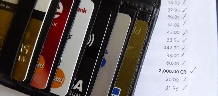 ilustração cartão de crédito