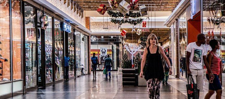 aluguel em shopping center